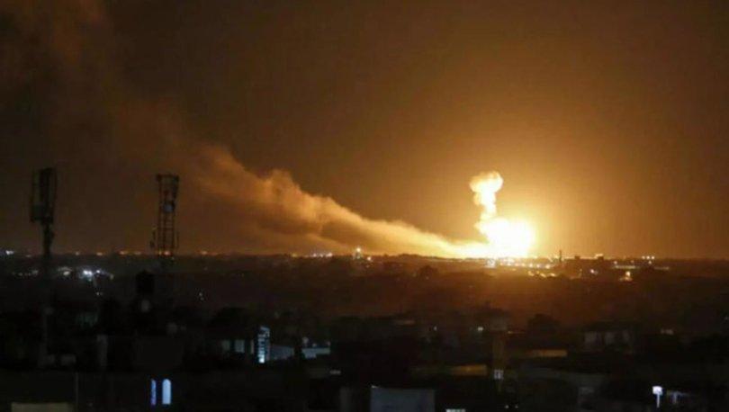 """""""Rusya İsrail'in Suriye'deki saldırılarını engellememeyi kabul etti"""""""