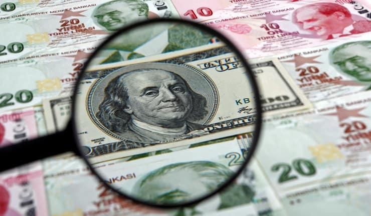 Dolar yeniden rekor tazeledi: 9.74'ü gördü!