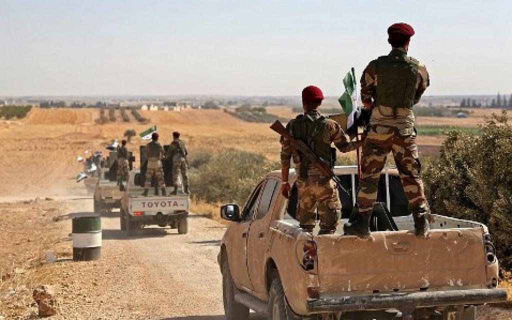 Türkiye'nin olası Suriye operasyonu | SMO'nun tüm üyeleri Afrin'de toplandı!