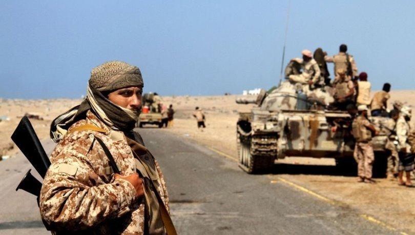 Arap Koalisyonu, İranlı milislerine yönelik operasyon başlattı!