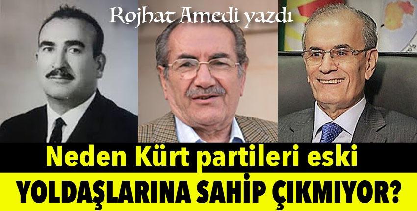Necmeddin Kerim'in vefatı, YNK ve PKK'nin eski yoldaşlarına verdiği değer