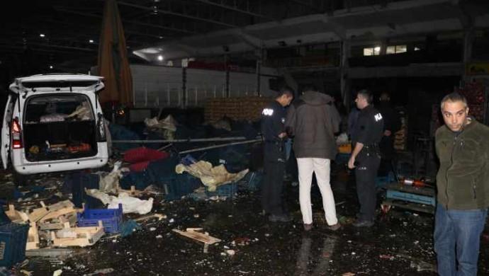 Diyarbakır'da patlama: 1 kişi öldü