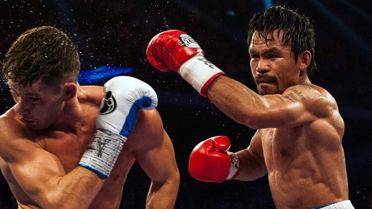 Ünlü boksör Pacquiao Filipinler'de devlet başkanlığına aday oldu!